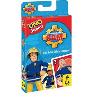 MATTEL GAMES Mattel Feuerwehrmann Sam FMW18 UNO - Bild 1