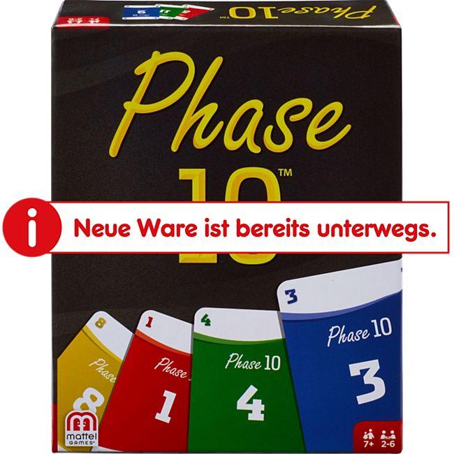 MATTEL GAMES Mattel FPW38 Phase 10 Kartenspiel - Bild 1