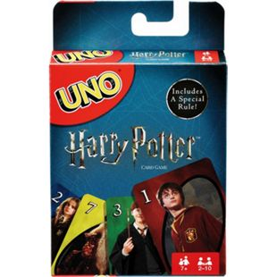 MATTEL GAMES Mattel FNC42 UNO Harry Potter - Bild 1