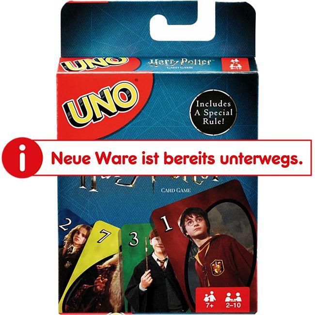 MATTEL GAMES Mattel FNC42 UNO Harry Potter - Bild 1