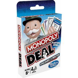Hasbro Gaming Hasbro E3113100 Monopoly Deal - Bild 1