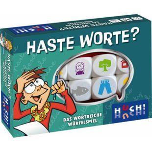 Huch! & Friends Haste Worte - Das wortreiche Würfelspiel - Bild 1