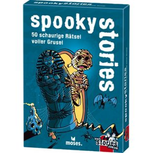 moses black stories Junior spooky stories - Bild 1