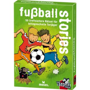 moses black stories junior fußball stories - Bild 1