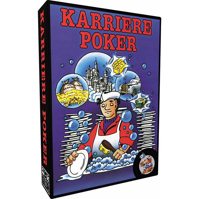 Heidelberger Spieleverlag Karriere Poker - Bild 1