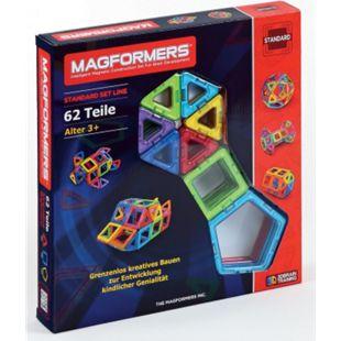 Magformers Standard Set 62-teilig Magnetspiel - Bild 1