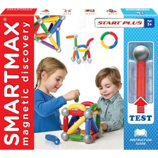 SMARTMAX Start Plus 30-teilig - Magnetspiel - Bild 1