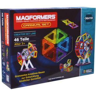 Magformers Carnival Set 46 teilig - Bild 1