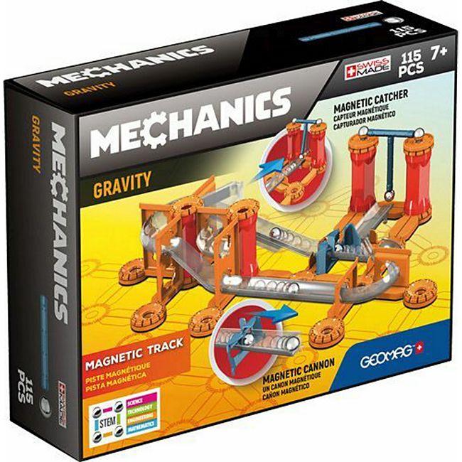 Geomag Mechanics Magnetic Track 115 Teile - Bild 1