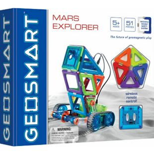 SMART Toys Geosmart Mars Explorer 51 Teile - Bild 1