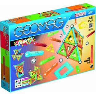 Geomag Confetti 68 Teile - Bild 1