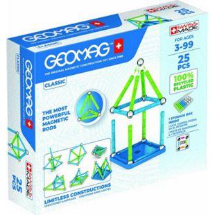 Geomag CLASSIC GREEN Line 25 Teile - Bild 1