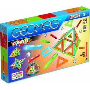 Geomag Confetti 83 Teile - Bild 1