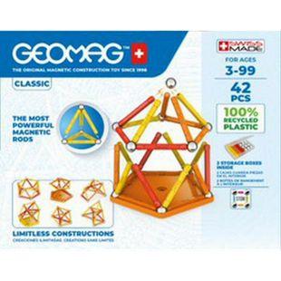Geomag CLASSIC GREEN Line 42 Teile - Bild 1