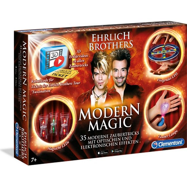 Clementoni Ehrlich Brothers Modern Magic - Bild 1