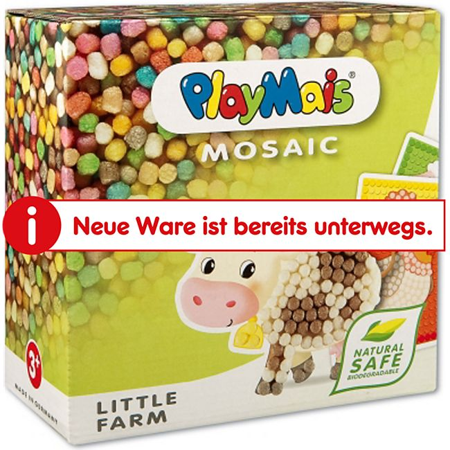 PlayMais PlayMais Mosaic Little Farm - Bild 1