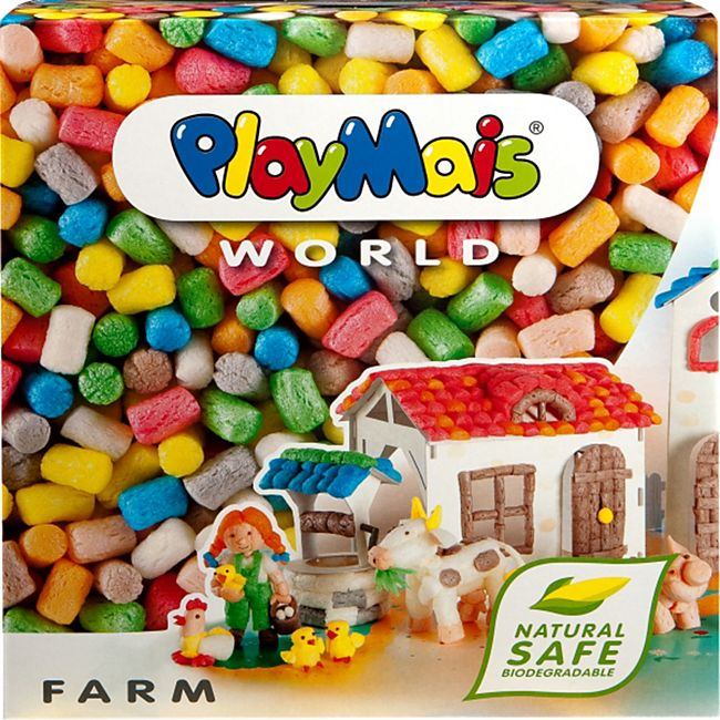 PlayMais PlayMais Classic World Farm - Bild 1