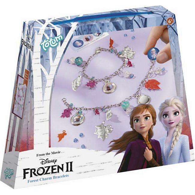Empeak Disney Frozen Die Eiskönigin 2 Bettelarmbänder Bastelset - Bild 1