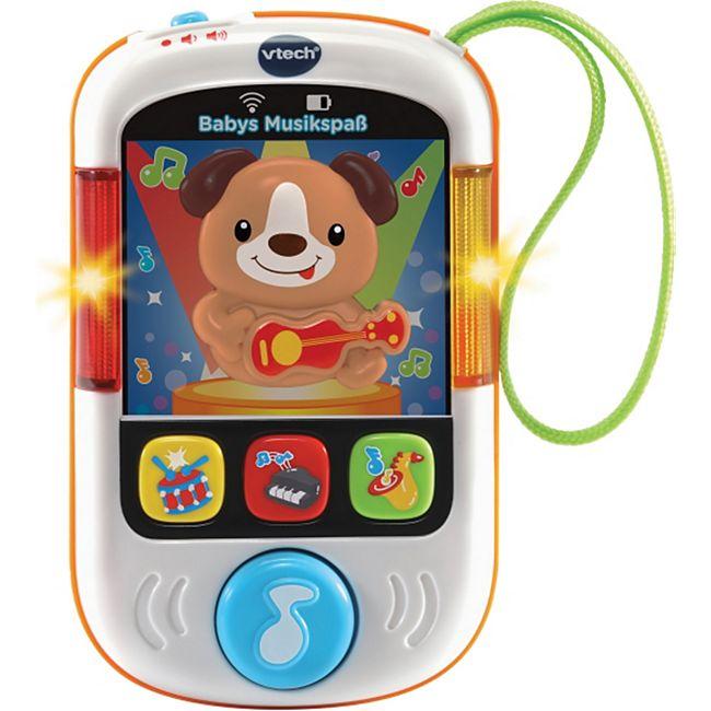 VTech 80-508404 Babys Musikspaß - Bild 1