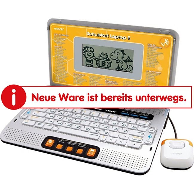 VTech 80-109744 Schulstart Laptop E - Bild 1