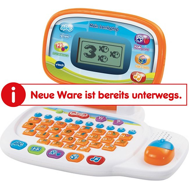 VTech 80-155404 Mein Lernlaptop - Bild 1