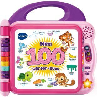 VTech 80-601554 Mein 100-Wörter-Buch pink - Bild 1