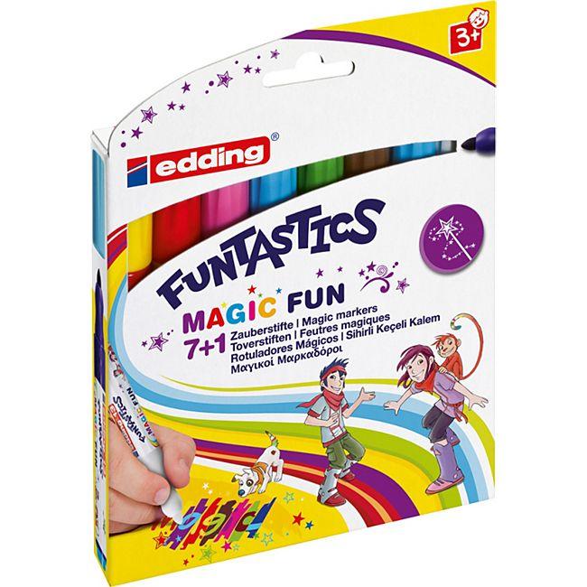 edding Funtastics Magic Fun 7+1 - Bild 1