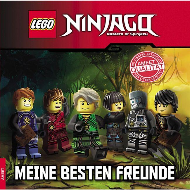 Ameet LEGO® Ninjago LEGO® Ninjago - Meine besten Freunde - Bild 1