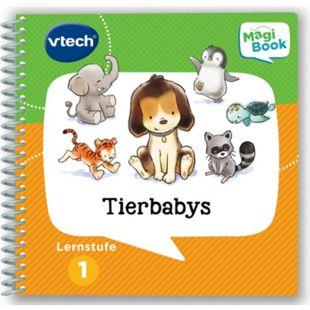 VTech 80-480004 Lernstufe 1 - Tierbabys ab 2 Jahre - Bild 1