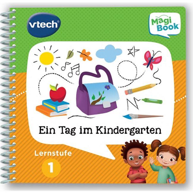 VTech 80-481204 Lernstufe 1 - Ein Tag im Kindergarten - Bild 1