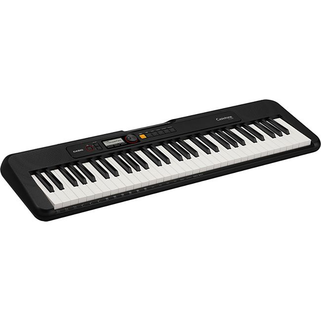 CASIO Keyboard Casio CT-S200BKC7 schwarz, 61 Standardtasten - Bild 1