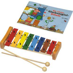Voggenreiter Buntes Glockenspielset mit Buch ''Kleine Glockenspielschule'' - Bild 1