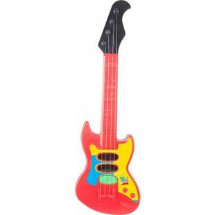 Doremini Rockgitarre rot 40 cm - Bild 1
