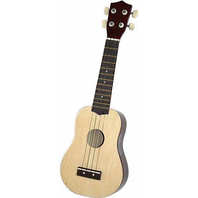Voggenreiter Kindergitarre Holz NATUR (Ukulele) - Bild 1
