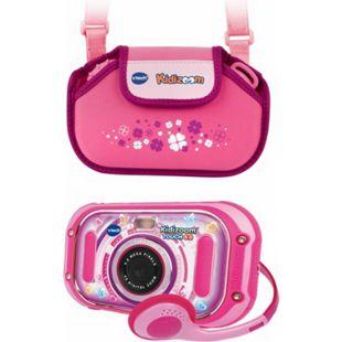 VTech 80-163599 KidiZoom Touch 5.0 pink inkl. Tragetasche pink - Bild 1