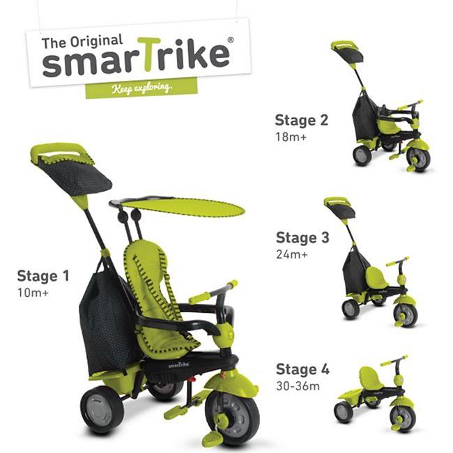 Smart-Trike SmarTrike Dreirad glow grün - Bild 1