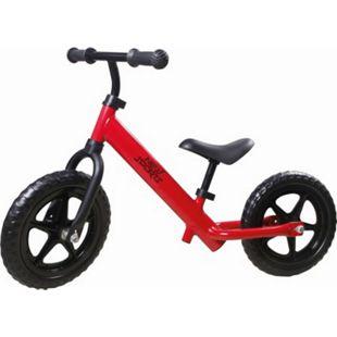 New Sports Laufrad rot, 12 Zoll - Bild 1