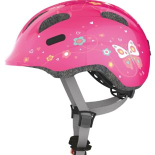 ABUS Abus Radhelm S 45-50 Smiley pink butterfly - Bild 1