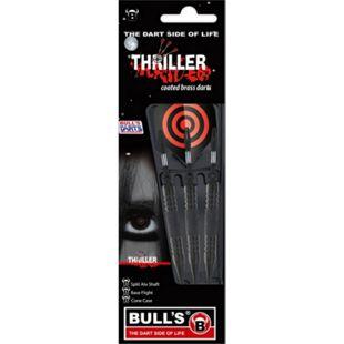Bull's 3 Softdarts Thriller Bl. Brass 16 g - Bild 1