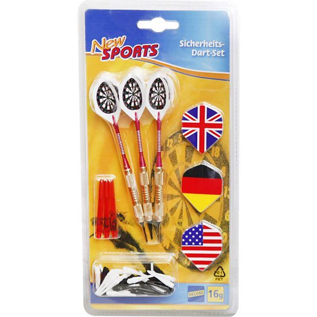 New Sports Safety Dart-Set, 16 g - Bild 1