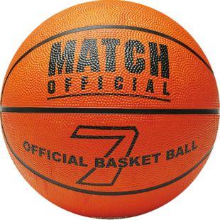 John MATCH BASKETBALL, GR. 7/240 MM, CA. 600 G, SORTIERT - Bild 1