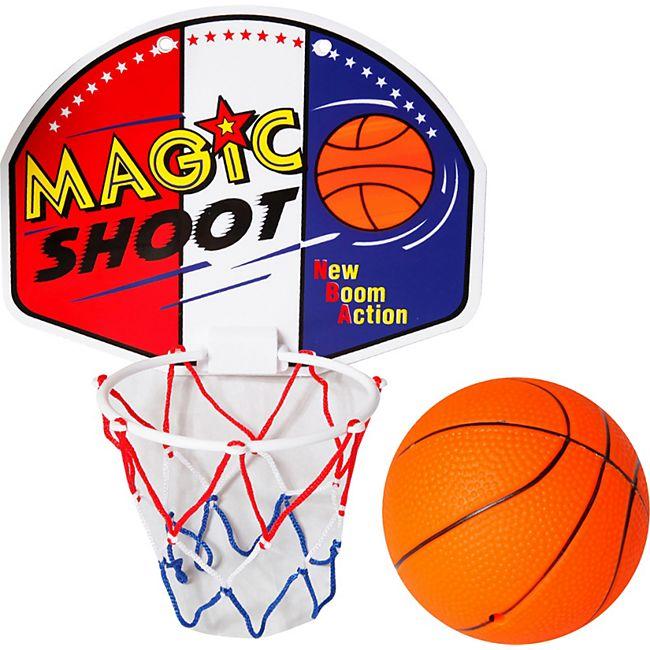 Outdoor active Outdoor active Basketball-Board mit Ball, im Beutel - Bild 1