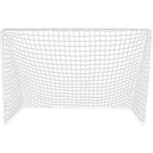 New Sports Fußballtor 213 x 150 x 76 cm, weiß - Bild 1
