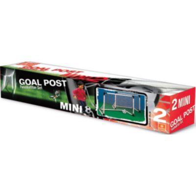 MTW Toys Goal Set 2 Mini-Tore mit Ball