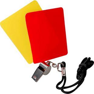 New Sports Schiedsrichter-Set, 3-teilig - Bild 1