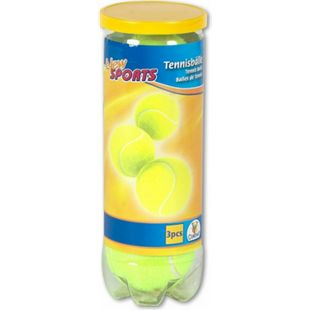 New Sports Tennisbälle in Dose, 3 Stück - Bild 1