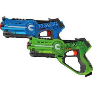 Jamara Impulse Laser Battle Set blau/grün - Bild 1