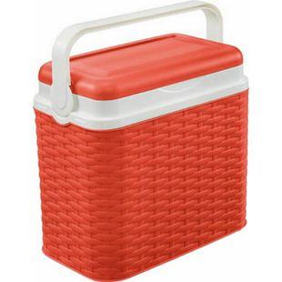 Adriatic Kühlbox, 10 l Fassungsvermögen, orange - Bild 1