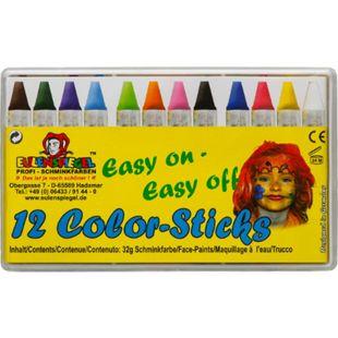 Eulenspiegel 626122 Color-Sticks - 12 Stück - Bild 1