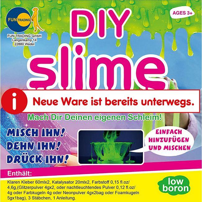 FUN TRADING Do-it-yourself Schleim Super Box - Bild 1